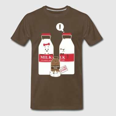 Baby Milk - Men's Premium T-Shirt