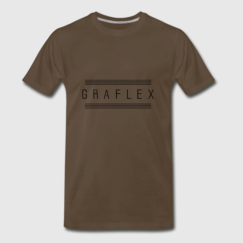 graflex stripes - Men's Premium T-Shirt