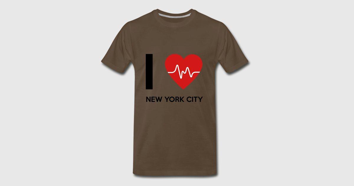 I Love New York City By Travelaround Spreadshirt