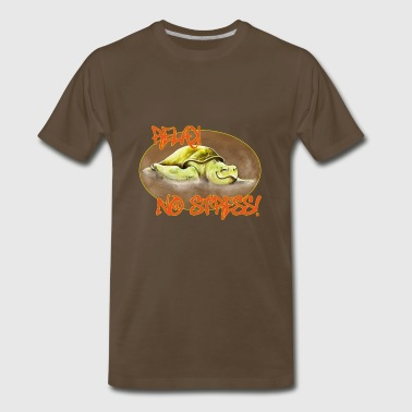 No stress - Men's Premium T-Shirt