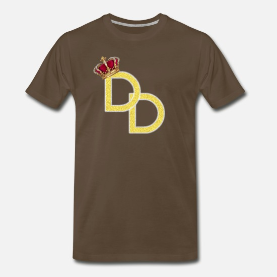 Women T-Shirts - Domination Dynasty Products With A Purpose - Men's Premium T-Shirt noble brown