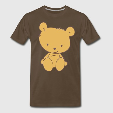 Toy Teddy Bear - Men's Premium T-Shirt