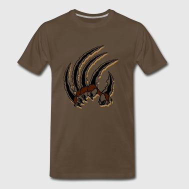 Claws - Men's Premium T-Shirt