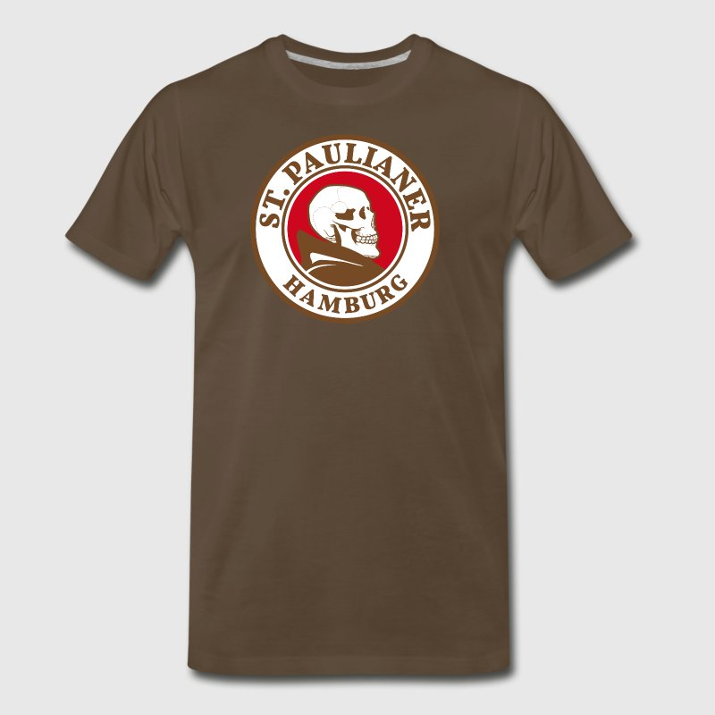 St. Paulianer - Pauli Hamburg - Men's Premium T-Shirt