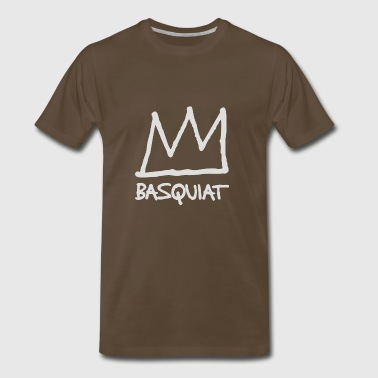 Jean Michel Basquiat - Men's Premium T-Shirt