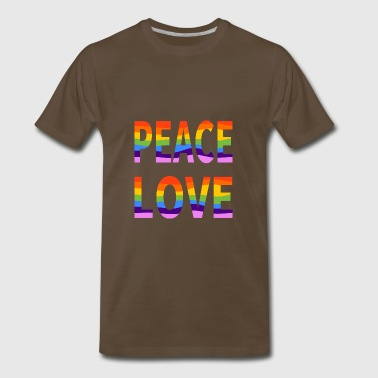 LGBT Gay Pride Parade - Men's Premium T-Shirt