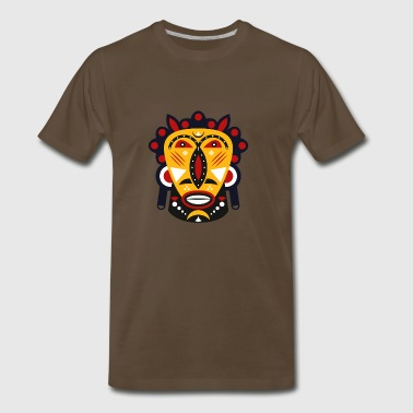 kuba mask - Men's Premium T-Shirt