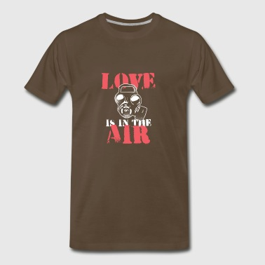 Love Is In The Air Gift - Men's Premium T-Shirt