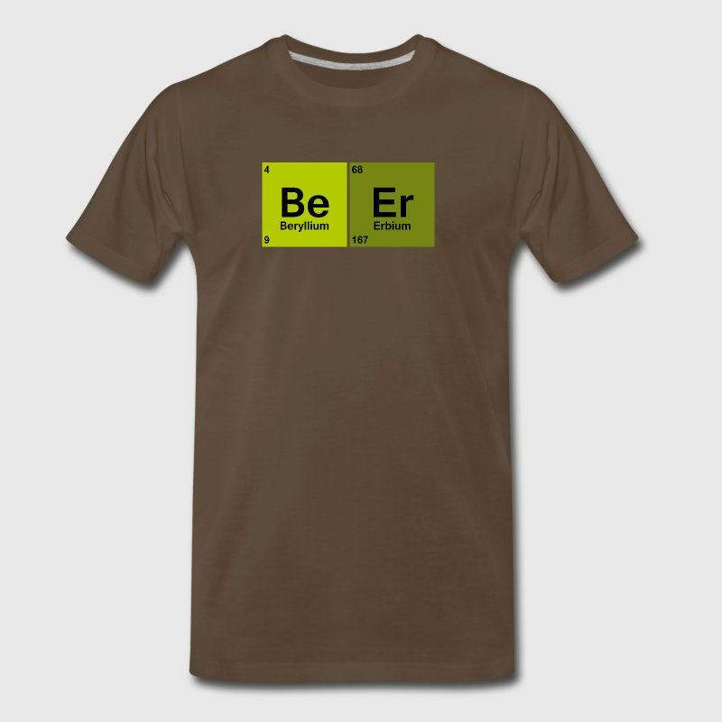 Molecular Beer - Men's Premium T-Shirt