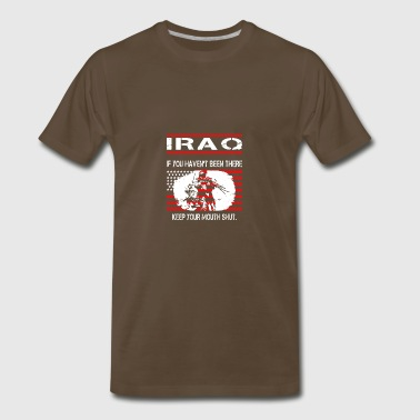 IRAQ - Men's Premium T-Shirt