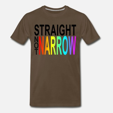 Oral Stick Figure straight not narrow - Men's Premium T-Shirt