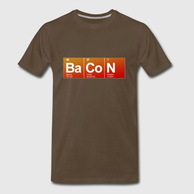 Bacon Elements - Men's Premium T-Shirt