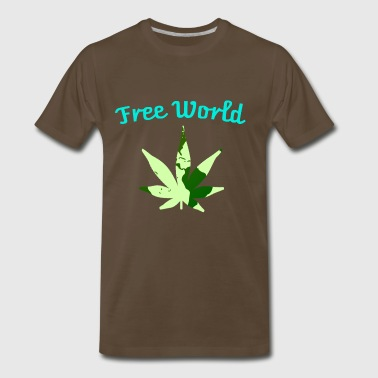 Free World - Men's Premium T-Shirt