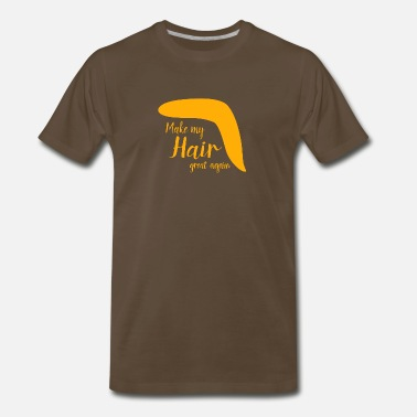 Make my Hair great again - Men's Premium T-Shirt