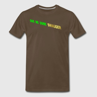 Give me some swagger - Men's Premium T-Shirt