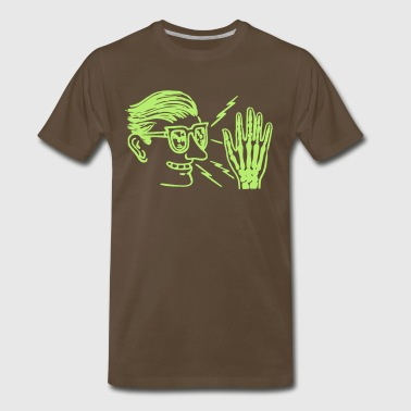 X-Ray Specs - Men's Premium T-Shirt
