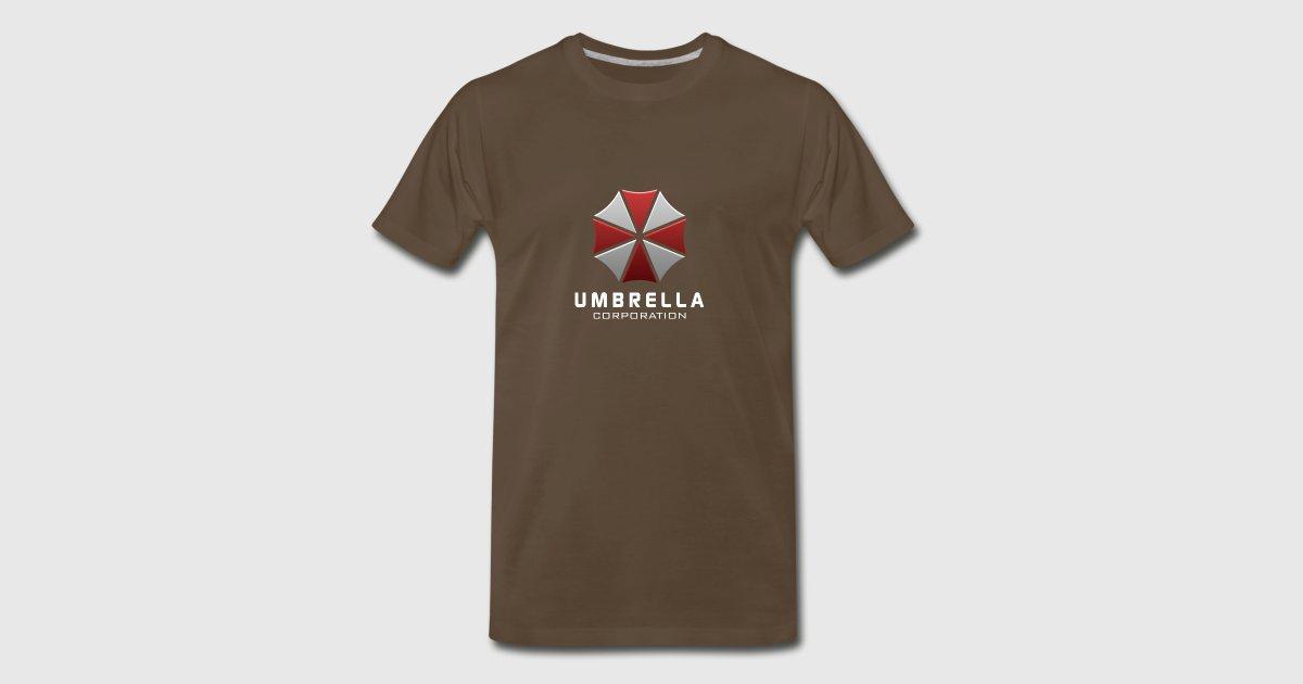 Umbrella Corporation Residen Evils Movie Logo By Vitaq Spreadshirt