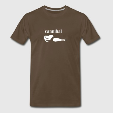 Cannibal - Men's Premium T-Shirt