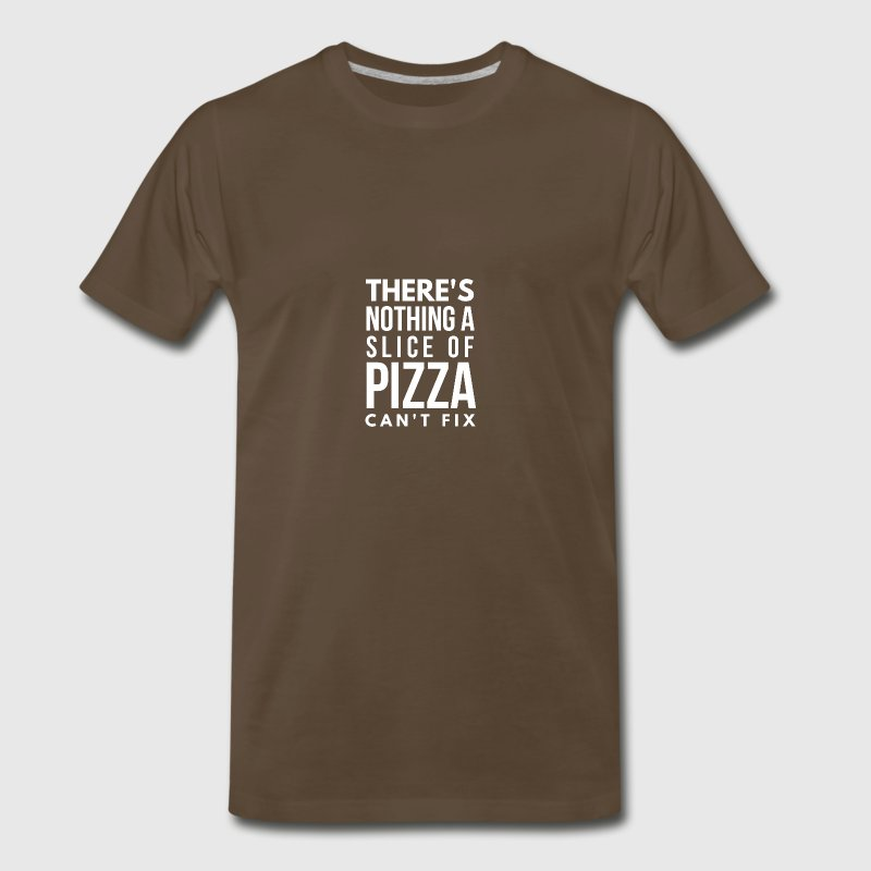 Nothing a slice of Pizza can't fix - Men's Premium T-Shirt