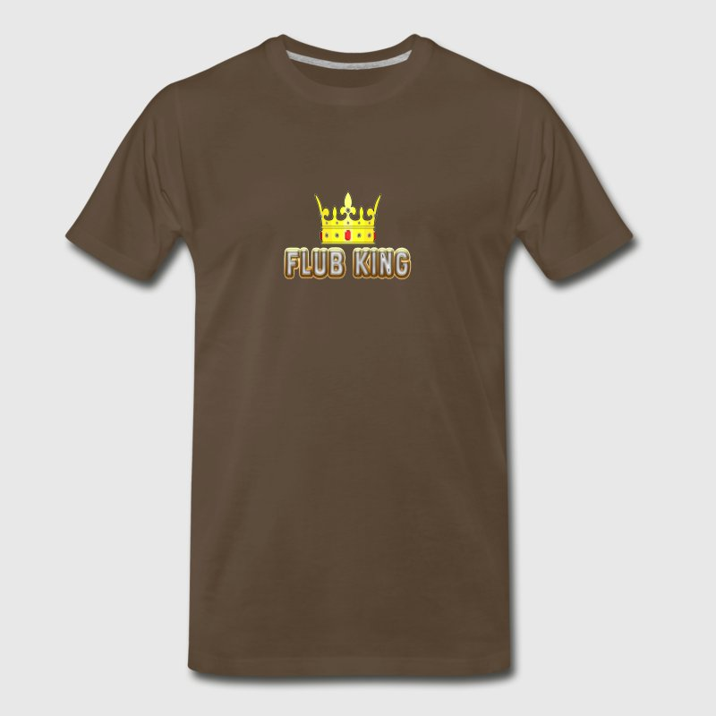 The Flub King (Series 2) - Men's Premium T-Shirt