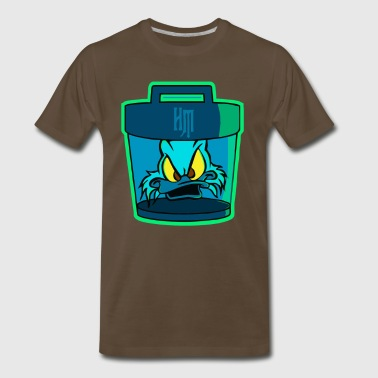 Angry Duck - Men's Premium T-Shirt