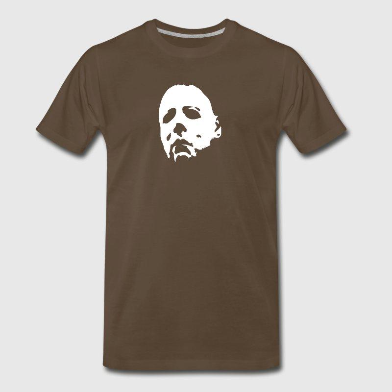 halloween mask t shirt spreadshirt - Premium Halloween Masks