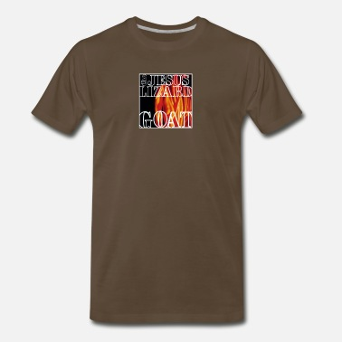 Jesus Lizard Goat The Jesus Lizard Album - Men's Premium T-Shirt