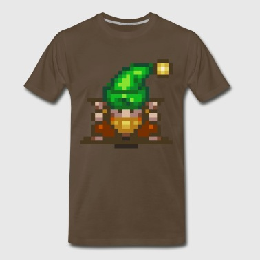 Secret of Mana - Gnome - Men's Premium T-Shirt