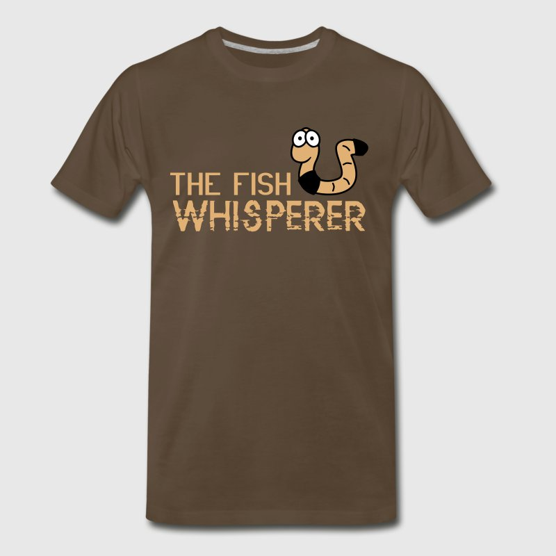 The fish whisperer - Men's Premium T-Shirt