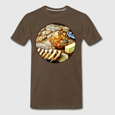 Bread and Butter - Men's Premium T-Shirt