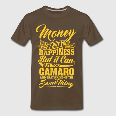 CAMARO Y - Men's Premium T-Shirt