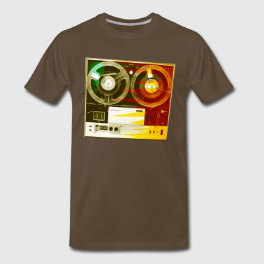 Reel 2 Reel - Men's Premium T-Shirt