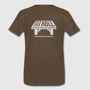 On the Table - Men's Premium T-Shirt