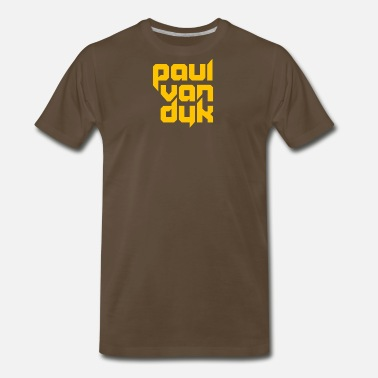 Paul Van Dyk Paul Van Dyk House - Men's Premium T-Shirt