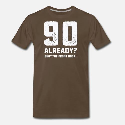 Funny 90th Birthday Tshirt By