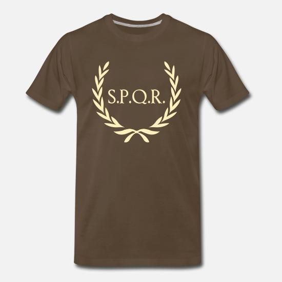 separation shoes 1a106 eb94a SPQR Roma Men's Premium T-Shirt | Spreadshirt