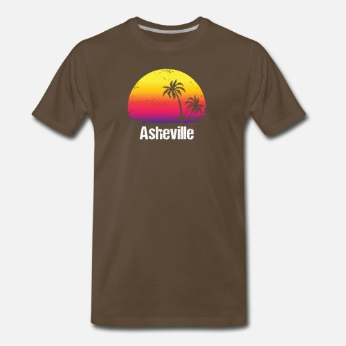 7f2290fa5253 ... Summer Vacation Asheville Shirts - Men s Premium T-Shirt. Do you want to  edit the design
