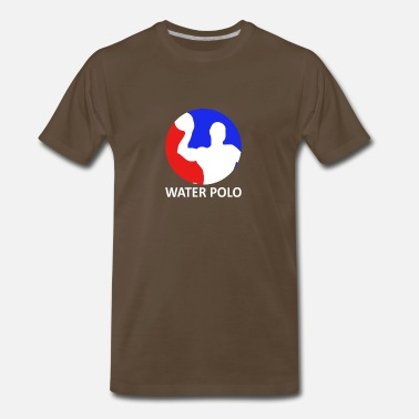 Congratulate Water polo - Men's Premium T-Shirt