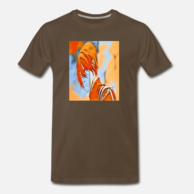 Levy Attack on Titan - Men's Premium T-Shirt