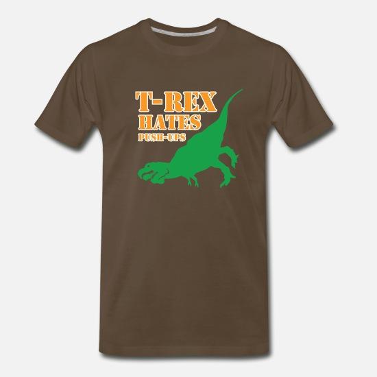 Mashed Clothing T-Rex Hates Dancing Funny Dinosaur Toddler Hooded Sweatshirt