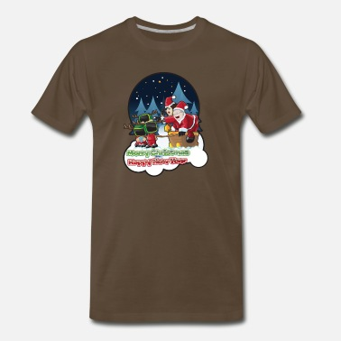 Happy Holidays Happy Holidays - Men's Premium T-Shirt