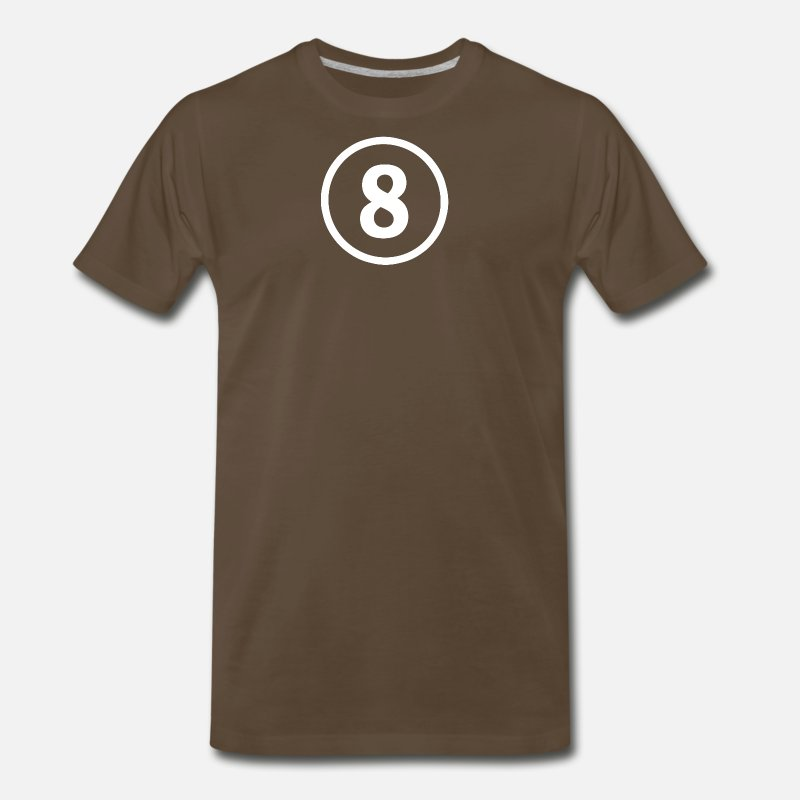 8 Years Old Birthday Mens Premium T Shirt