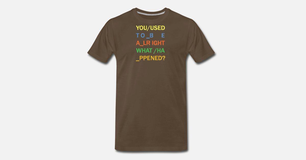 d0f84dc9 RADIOHEAD IN RAINBOWS Men's Premium T-Shirt | Spreadshirt
