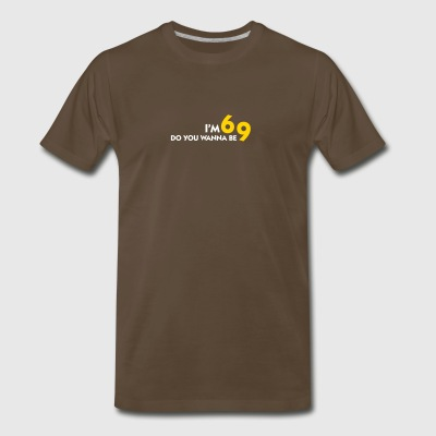 I Am 6 Want To Be My 9? - Men's Premium T-Shirt