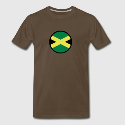 Marked By Jamaica - Men's Premium T-Shirt