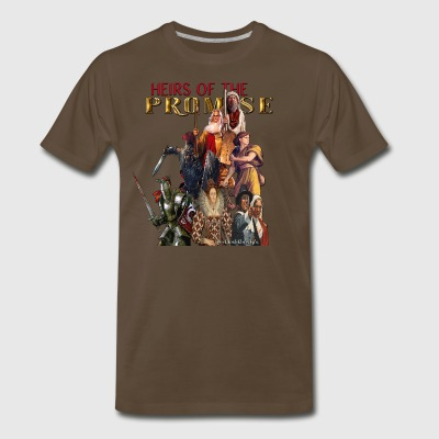 Heirs of the Promise - Men's Premium T-Shirt