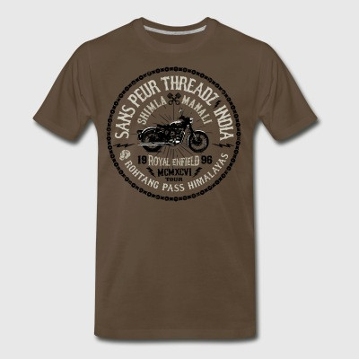 SPT INDIA TOUR - Men's Premium T-Shirt