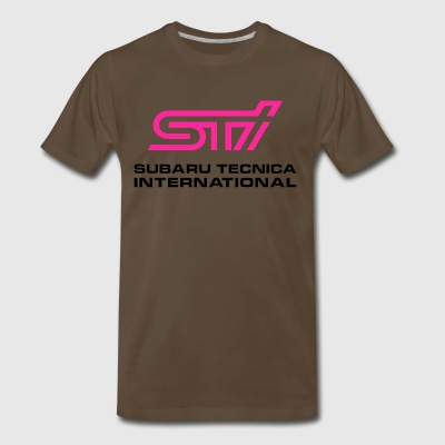 STI Subaru Tecnica International - Men's Premium T-Shirt