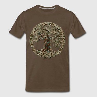 TREEOFLIFE natural - Men's Premium T-Shirt
