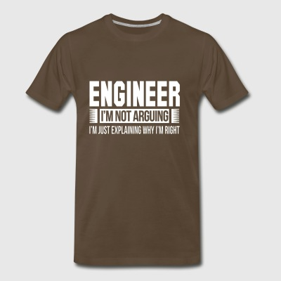Engineer T-shirt - Men's Premium T-Shirt